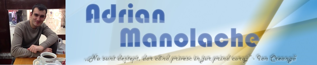 Adrian Manolache